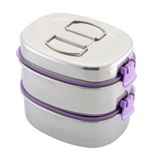 Smart Lock Lunch Box 16cmx2
