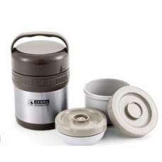 Zebra Vacuum Flask Vacuum Food 1lit