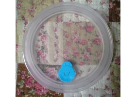 Smart Lock Lid Cover 14cm