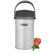 Zebra Vacuum Flask Vacuum Food 2.3lit