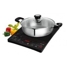 Zebra Induction cooker with shabu pan 24cm