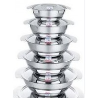 5 In1 Soup Bowl Set  12-20cm