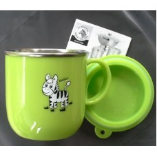 Kiddy Mug with Lid -250ml