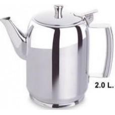 Zebra Tea Pot